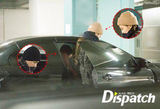 Tin vui đầu 2019: Lee Kwang Soo hẹn hò Lee Sun Bin, Kai hẹn hò với Jennie 8
