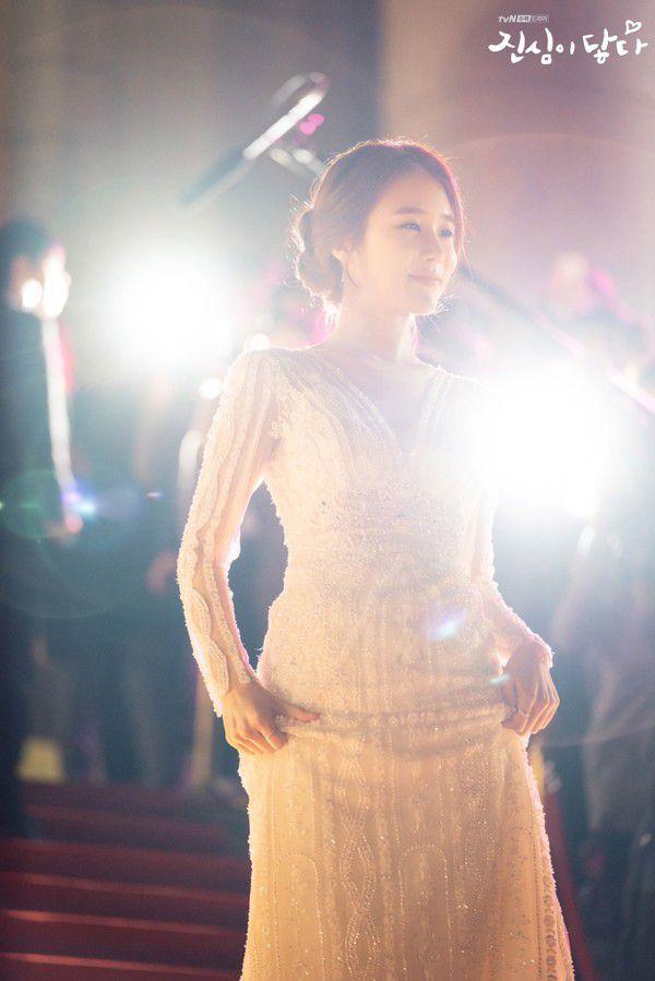 """""""Touch Your Heart"""" hé lộ ảnh mới: Ngôi sao Yoo In Na che trùm kín mít 4"""