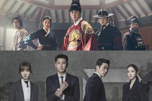3 phim Hàn cùng lên sóng ngày 12/2/2019: Phim nào có rating cao nhất?1