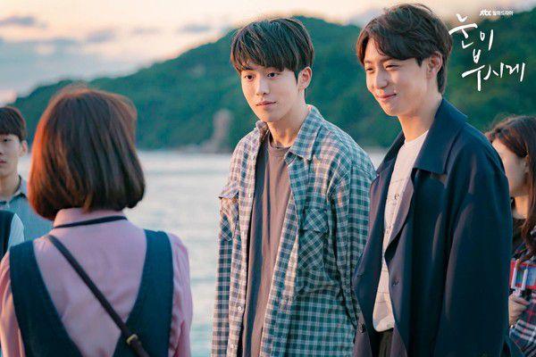 """""""Dazzling"""" tập 1: Khán giả khen ngợi Han Ji Min và Nam Joo Hyuk hết lời 1"""