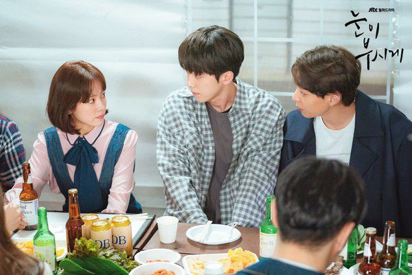 """""""Dazzling"""" tập 1: Khán giả khen ngợi Han Ji Min và Nam Joo Hyuk hết lời 3"""