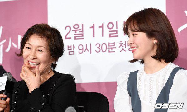 """Họp báo """"Dazzling"""": Sự chênh lệch chiều cao đáng yêu giữa Han Ji Min và Nam Joo Hyuk 23"""