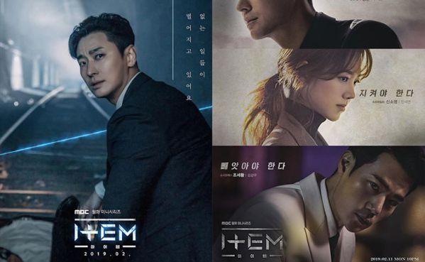 List các phim bộ Hàn Quốc đang hot và nổi tiếng nhất tháng 2 năm 2019 10