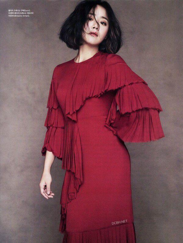 """Moon Geun Young trở lại với dự án phim """"Catch The Ghost"""" năm 2019? 3"""