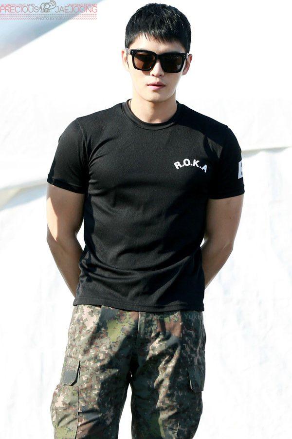"""Nhìn ảnh này của Kim Jae Joong khiến trái tim của fangirl bị """"loạn nhịp"""" 3"""