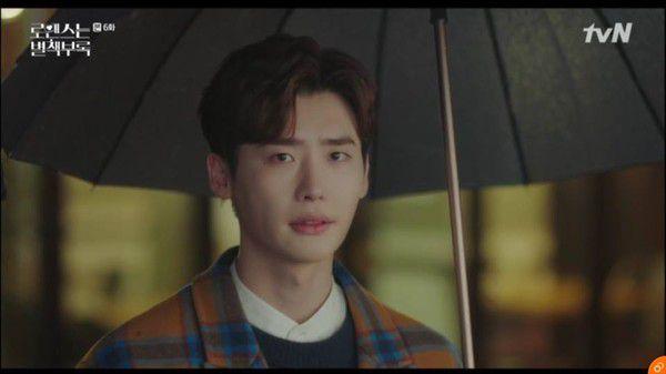 """""""Phụ Lục Tình Yêu"""" tập 5, 6: Lee Jong Suk ghen tuông và tình tay ba bắt đầu 11"""