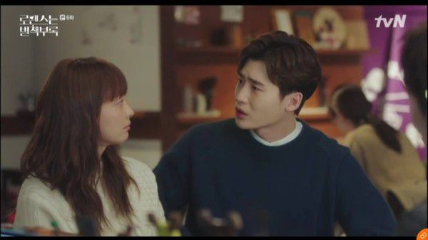 """""""Phụ Lục Tình Yêu"""" tập 5, 6: Lee Jong Suk ghen tuông và tình tay ba bắt đầu 13"""