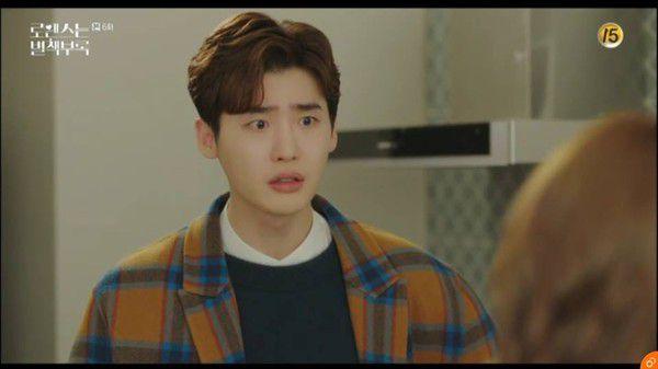 """""""Phụ Lục Tình Yêu"""" tập 5, 6: Lee Jong Suk ghen tuông và tình tay ba bắt đầu 14"""