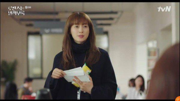 """""""Phụ Lục Tình Yêu"""" tập 5, 6: Lee Jong Suk ghen tuông và tình tay ba bắt đầu 18"""