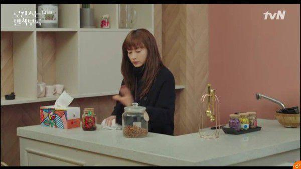 """""""Phụ Lục Tình Yêu"""" tập 5, 6: Lee Jong Suk ghen tuông và tình tay ba bắt đầu 19"""