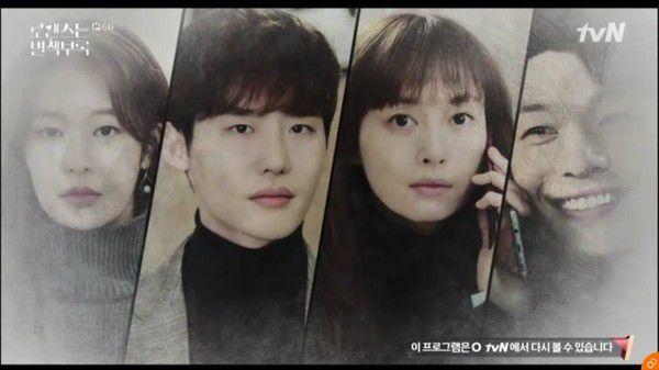"""""""Phụ Lục Tình Yêu"""" tập 5, 6: Lee Jong Suk ghen tuông và tình tay ba bắt đầu 22"""