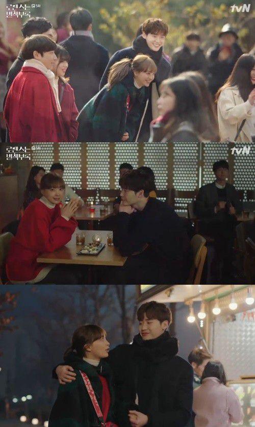 """""""Phụ Lục Tình Yêu"""" tập 5, 6: Lee Jong Suk ghen tuông và tình tay ba bắt đầu 4"""