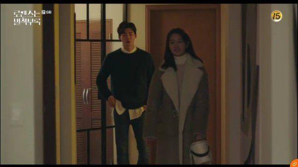 """""""Phụ Lục Tình Yêu"""" tập 5, 6: Lee Jong Suk ghen tuông và tình tay ba bắt đầu 5"""
