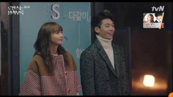 """""""Phụ Lục Tình Yêu"""" tập 5, 6: Lee Jong Suk ghen tuông và tình tay ba bắt đầu 8"""