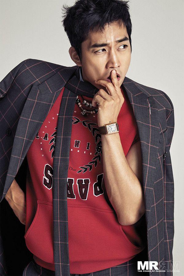 """Song Seung Hun sẽ đóng vai chính trong """"The Great Show"""" năm 2019 4"""