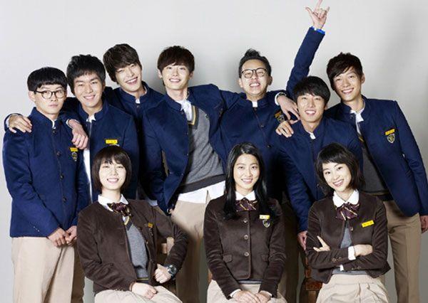 Tổng hợp những bộ phim hay và mới nhất của Lee Jong Suk (Hàn Quốc) 15