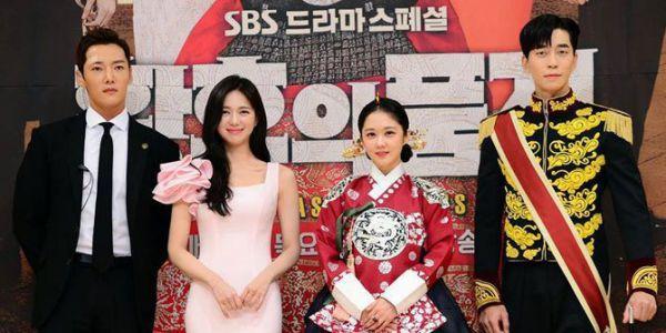 """Top phim cổ trang cung đấu Hàn Quốc hay, kịch tính và """"nhức não"""" nhất 1"""