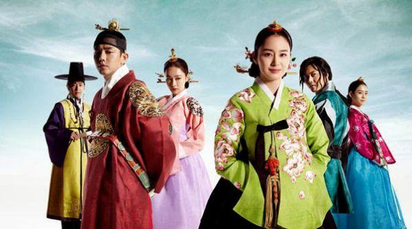 """Top phim cổ trang cung đấu Hàn Quốc hay, kịch tính và """"nhức não"""" nhất 7"""