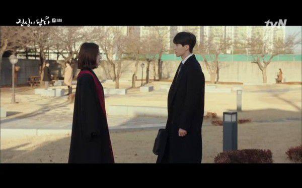 """""""Chạm Đến Tim Em"""" tập 8: Jung Rok chủ động hôn cô nàng Yoon Seo 1"""