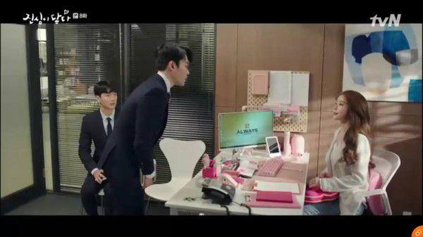"""""""Chạm Đến Tim Em"""" tập 8: Jung Rok chủ động hôn cô nàng Yoon Seo 15"""