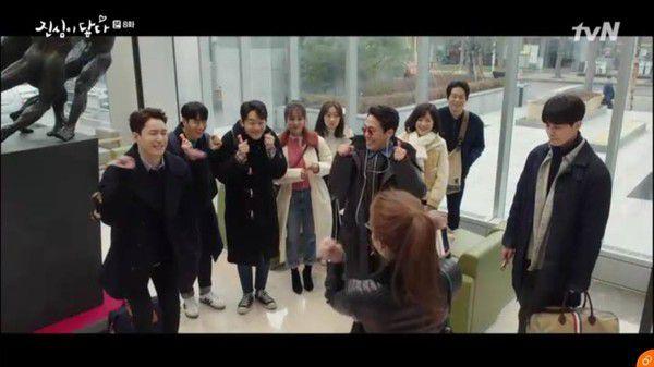 """""""Chạm Đến Tim Em"""" tập 8: Jung Rok chủ động hôn cô nàng Yoon Seo 16"""