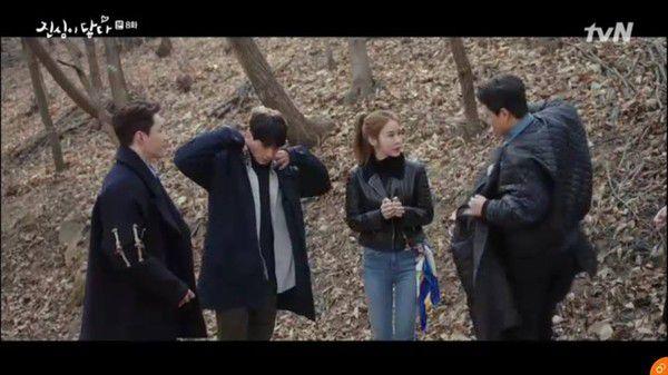 """""""Chạm Đến Tim Em"""" tập 8: Jung Rok chủ động hôn cô nàng Yoon Seo 18"""