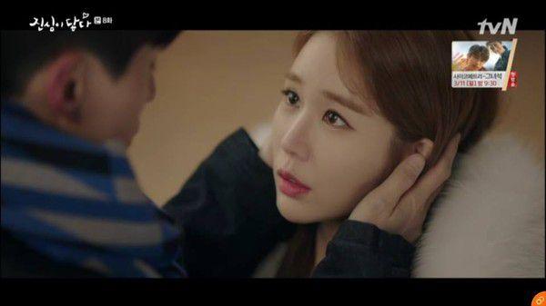 """""""Chạm Đến Tim Em"""" tập 8: Jung Rok chủ động hôn cô nàng Yoon Seo 24"""