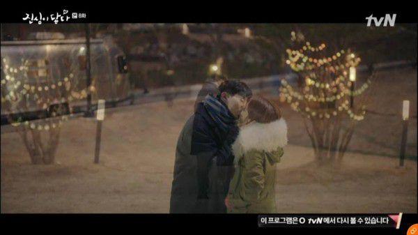 """""""Chạm Đến Tim Em"""" tập 8: Jung Rok chủ động hôn cô nàng Yoon Seo 26"""