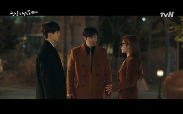 """""""Chạm Đến Tim Em"""" tập 8: Jung Rok chủ động hôn cô nàng Yoon Seo 3"""