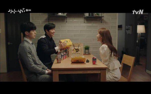 """""""Chạm Đến Tim Em"""" tập 8: Jung Rok chủ động hôn cô nàng Yoon Seo 4"""