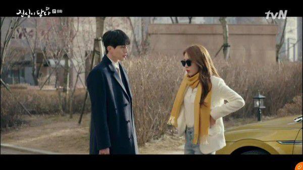 """""""Chạm Đến Tim Em"""" tập 8: Jung Rok chủ động hôn cô nàng Yoon Seo 5"""