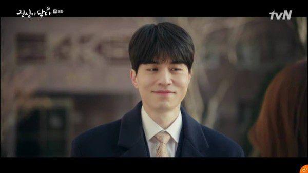 """""""Chạm Đến Tim Em"""" tập 8: Jung Rok chủ động hôn cô nàng Yoon Seo 6"""