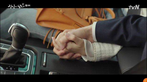 """""""Chạm Đến Tim Em"""" tập 8: Jung Rok chủ động hôn cô nàng Yoon Seo 7"""