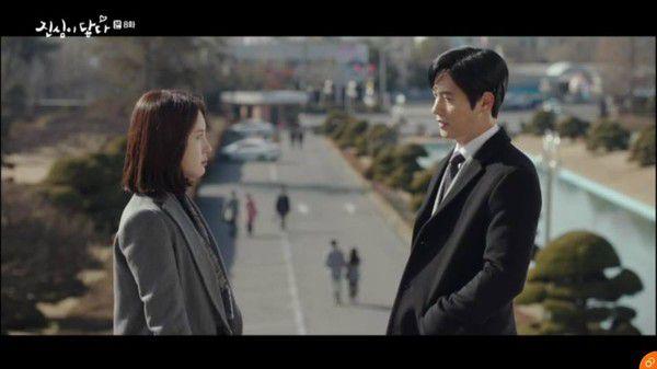 """""""Chạm Đến Tim Em"""" tập 8: Jung Rok chủ động hôn cô nàng Yoon Seo 8"""