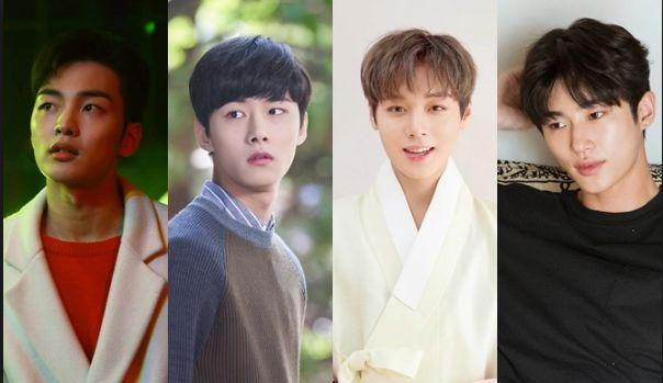 "Dàn mỹ nam của phim cổ trang ""Flower Crew: Joseon Marriage Agency"" 1"