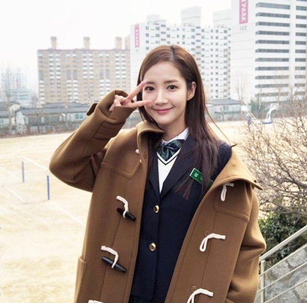 """""""Her Private Life"""" nhá ảnh đầu tiên của Park Min Young và Kim Jae Wook 4"""