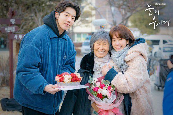 """Kết phim """"Dazzling"""" được netizen Hàn khen rằng """"quá hay và xuất sắc"""" 2"""