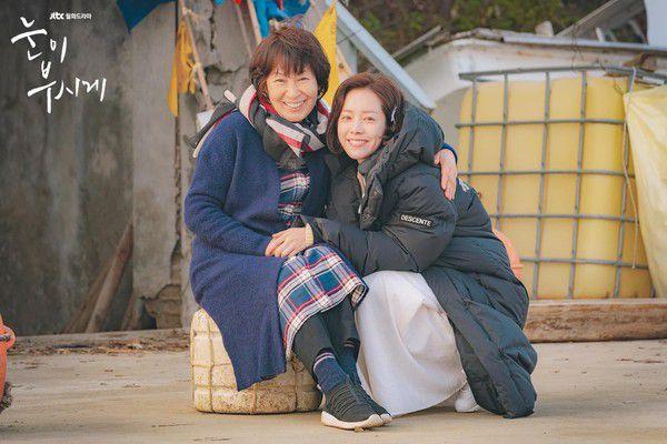 """Kết phim """"Dazzling"""" được netizen Hàn khen rằng """"quá hay và xuất sắc"""" 1"""