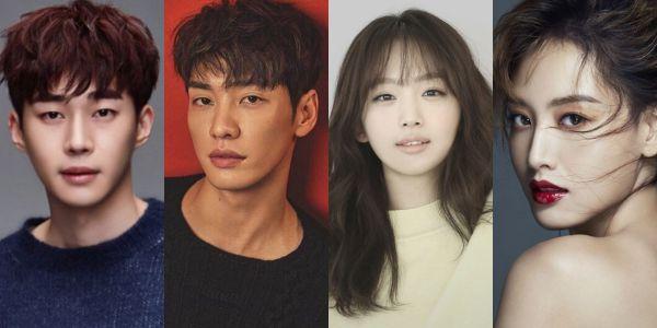 Love At First Sight: Phim hài công sở của Kim Young Kwang và Jin Ki Joo 7