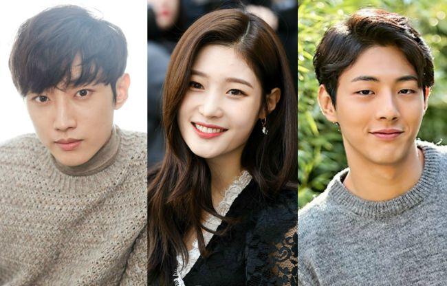 """""""My First First Love"""" của Ji Soo, Kang Tae Oh, Jin Young sắp lên sóng 1"""