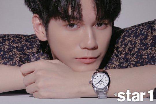 """Ong Seong Woo chia sẻ cảm xúc, về Kim Hyang Gi trong """"18 Moments"""" 6"""