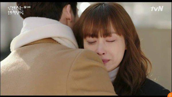 'Phụ Lục Tình Yêu' tập 13, 14: Dani và Eun Ho rất hạnh phúc dù Dani nghỉ việc 12