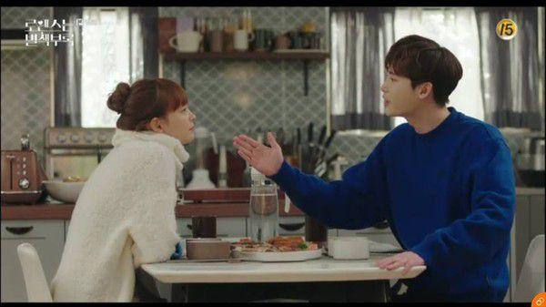 'Phụ Lục Tình Yêu' tập 13, 14: Dani và Eun Ho rất hạnh phúc dù Dani nghỉ việc 13