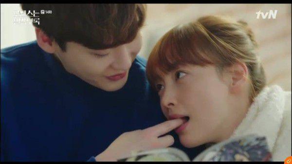 'Phụ Lục Tình Yêu' tập 13, 14: Dani và Eun Ho rất hạnh phúc dù Dani nghỉ việc 14