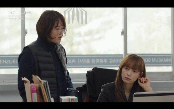 'Phụ Lục Tình Yêu' tập 13, 14: Dani và Eun Ho rất hạnh phúc dù Dani nghỉ việc 20