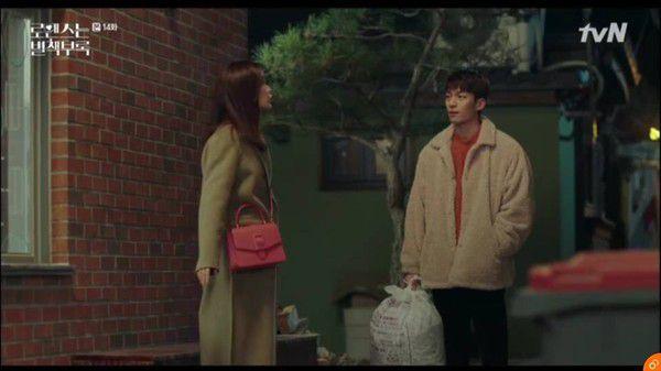 'Phụ Lục Tình Yêu' tập 13, 14: Dani và Eun Ho rất hạnh phúc dù Dani nghỉ việc 23