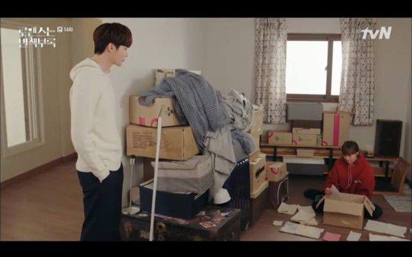 'Phụ Lục Tình Yêu' tập 13, 14: Dani và Eun Ho rất hạnh phúc dù Dani nghỉ việc 27