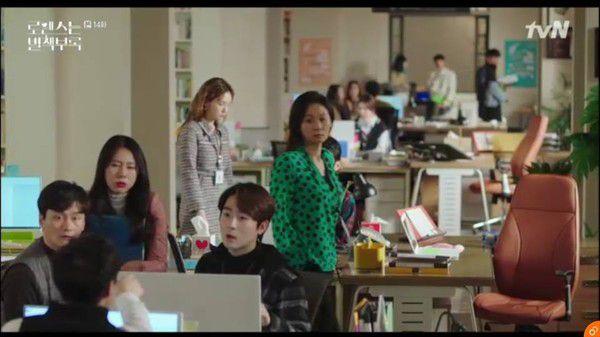 'Phụ Lục Tình Yêu' tập 13, 14: Dani và Eun Ho rất hạnh phúc dù Dani nghỉ việc 5