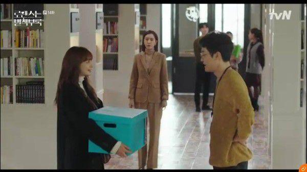 'Phụ Lục Tình Yêu' tập 13, 14: Dani và Eun Ho rất hạnh phúc dù Dani nghỉ việc 9