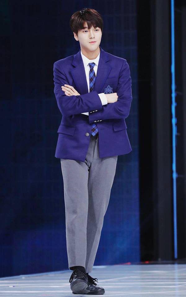 """Profile của Cha Jun Ho - Mỹ nam đang gây sốt của """"Produce X 101"""" 15"""